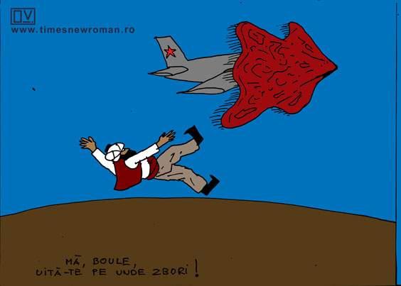 Cauza doborârii avionului rusesc