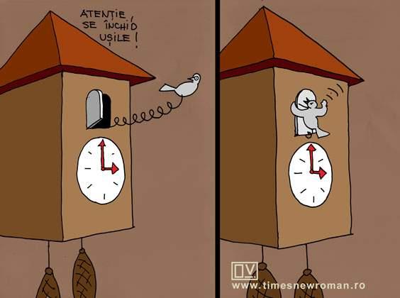 Ceasul rău