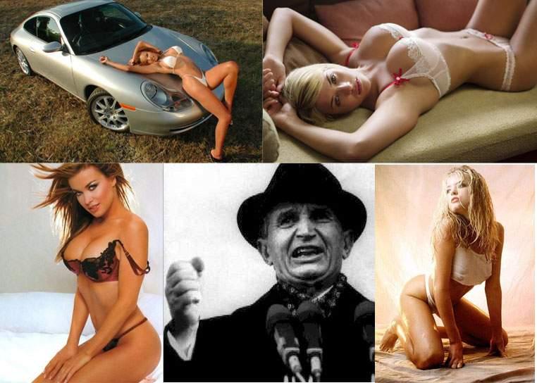 Ceauşescu voia să interzică masturbarea, pentru a creşte natalitatea