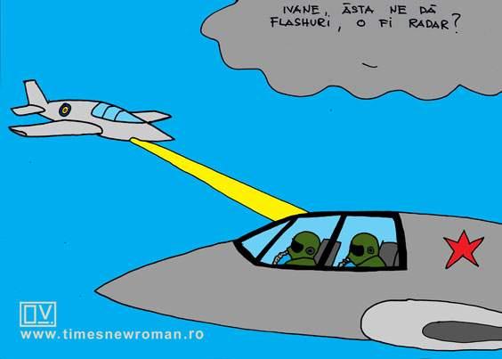 Civilizație în traficul aerian