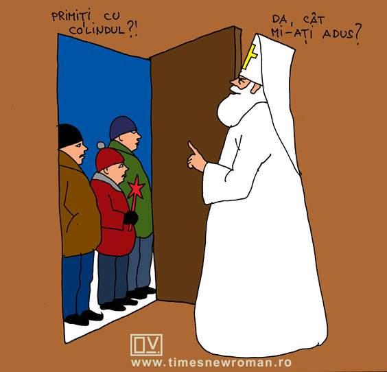 Colinda Patriarhului