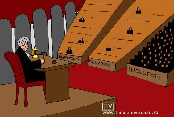Componența Parlamentului României