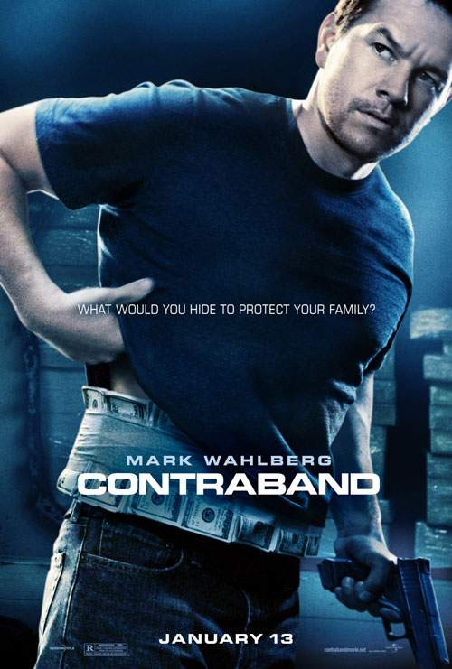Contraband – Wahlberg, acest Harap-Alb de Hollywood…