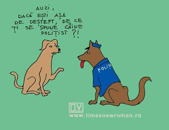 Controversă canină