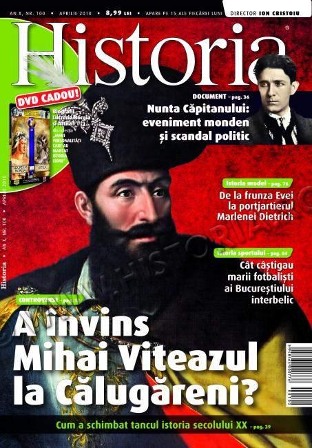 Adevărul Holding pune întrebări trăznite: a învins Mihai Viteazul la Călugăreni?