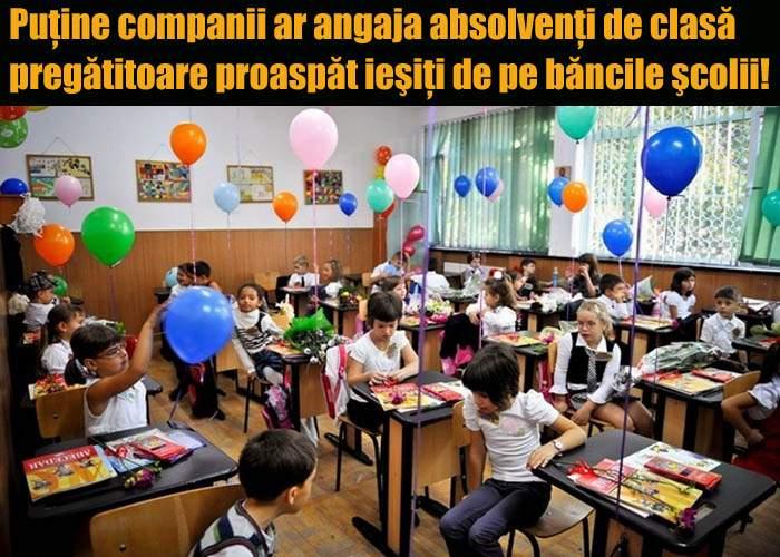 Protest al părinţilor: Copiii nu au nicio perspectivă profesională după terminarea clasei pregătitoare!