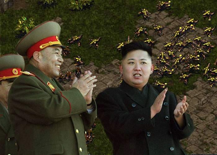 Coreea de Nord ameninţă Coreea de Sud cu un zerg rush!