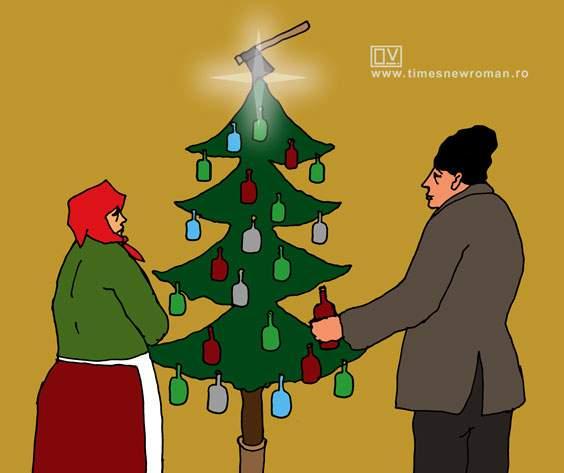 Crăciun fericit în Vaslui
