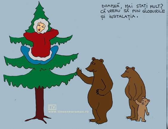 Crăciunul suspendat