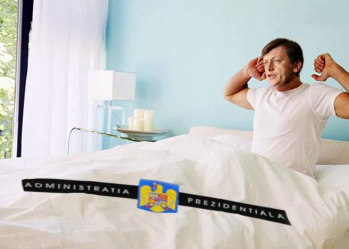 """Crin Antonescu: """"Dacă ajung preşedinte, România va deveni o ţară de vis"""""""