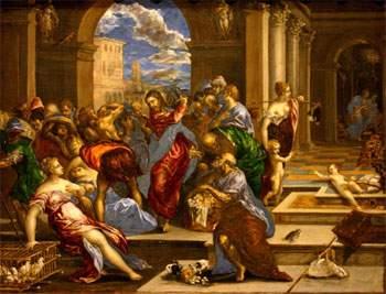 Conform unor studii recente, Iisus putea face 40 de flotari într-o mână
