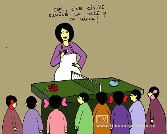 Cum a apărut ping-pong-ul