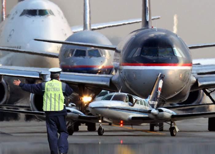 Cursele low-cost nu pot ateriza pe aeroportul Otopeni fiindcă nu au rovinietă