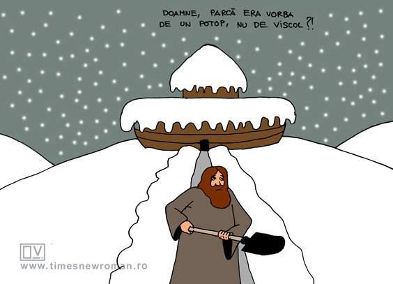 Dezamăgirea lui Noe