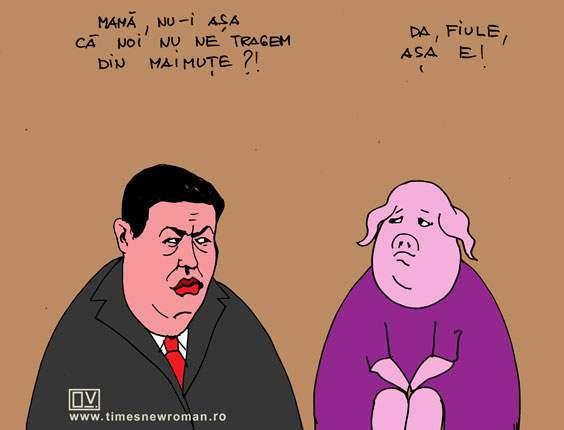 Dilema lui Șerban Nicolae
