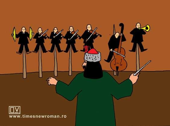 Dracula band