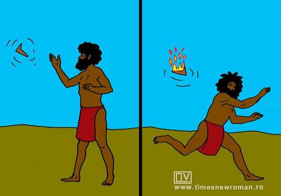 Drama aborigenului