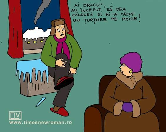 Efectele încălzirii