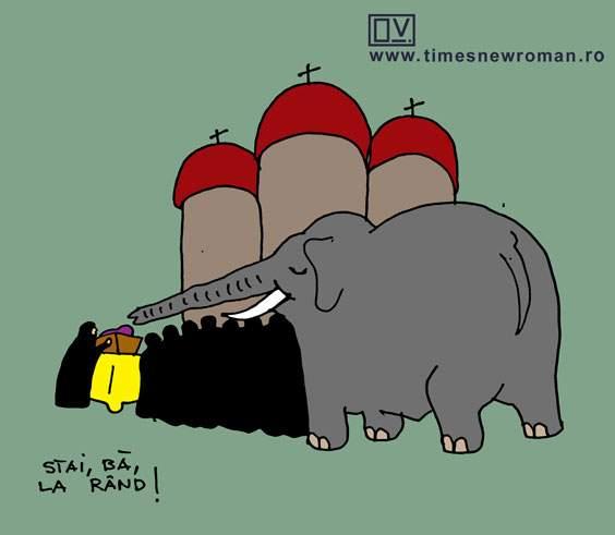 Elefantul credincios