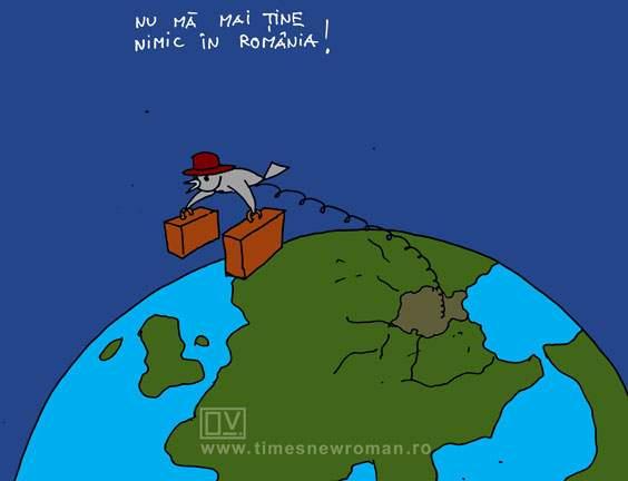 Emigrantul decis