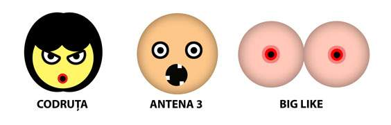 Emoticoane românești
