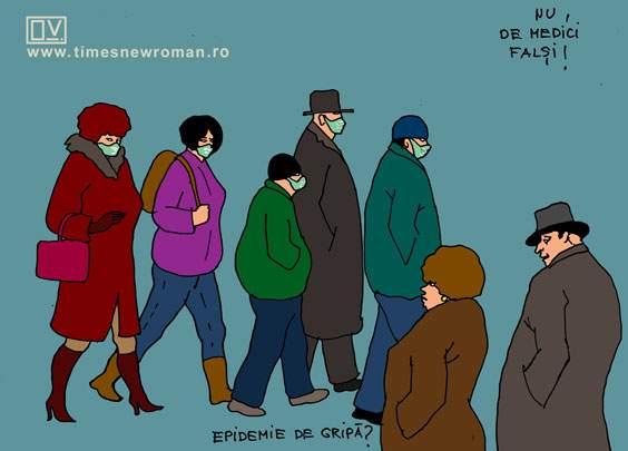 Epidemie de impostură