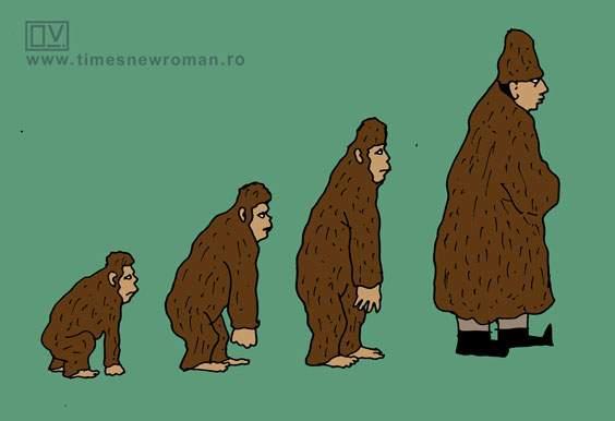 Evoluția mioritică