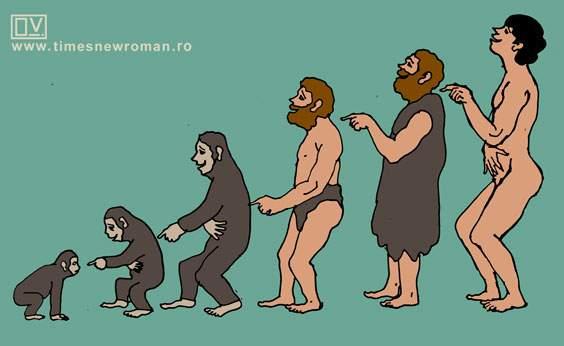 Evoluția umorului