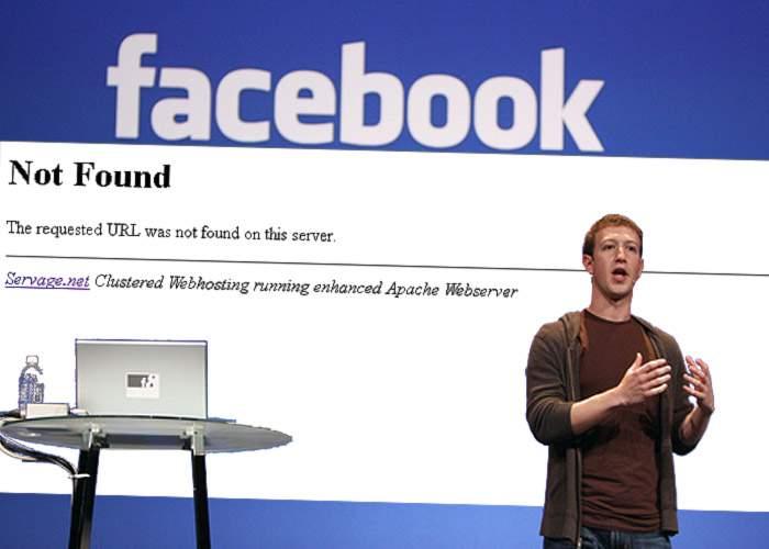 Facebook, închis la cererea FMI pentru ca economia mondială să-şi mai revină!