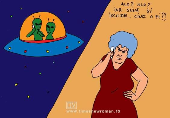 Farsă spațială