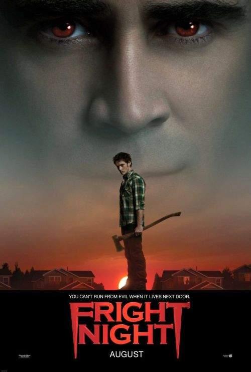 Fright Night – Colin Farrell a luat ţeapă!!!