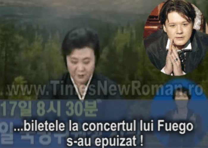 Video: Nord-coreenii plâng în stradă fiindcă s-au terminat biletele la Fuego