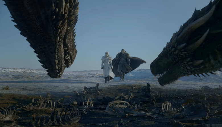 Vama e pustie! Toți au plecat spre casă după zvonul că au apărut 4 episoade noi din Game of Thrones