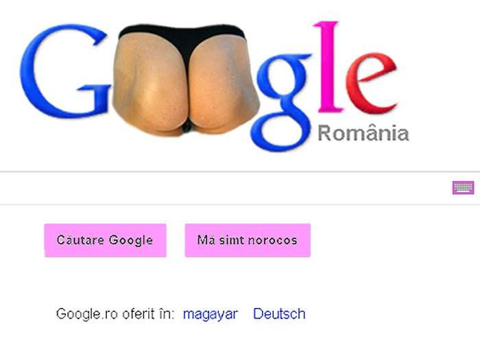Google îşi schimbă azi logo-ul în onoarea GayFest