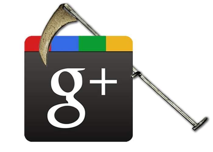Google Plus se închide pentru că a atins maximul de utilizatori: peste 100!