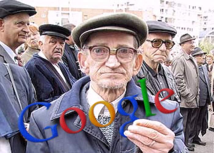 Google, dat în judecată de un pensionar pentru că nu i-a găsit ochelarii