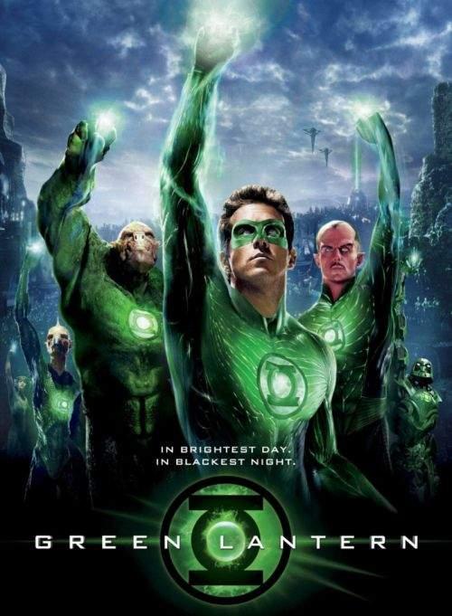 The Green Lantern – Universuuu', ia Universu', neamule!