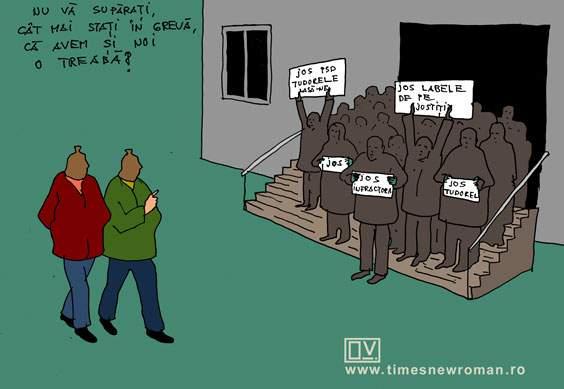 Greva procurorilor