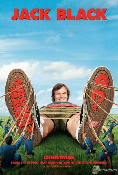 Gulliver's Travels (2010) – Lilliput nu mai dă vize celor de la 20th Century Fox!!!
