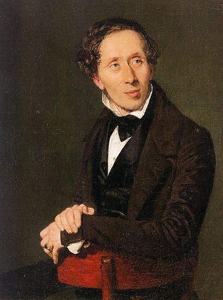 Infama istorie a romantismului (XVIII): H.Chr. Andersen, viaţa dintre poveşti