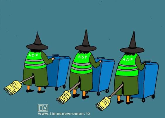 Halloween la primărie