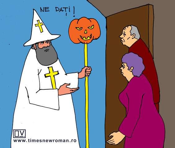 Halloween ortodox