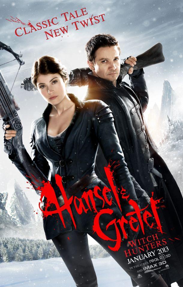 Hansel and Gretel: Witch Hunters – Vrem Inchiziţia înapoi!