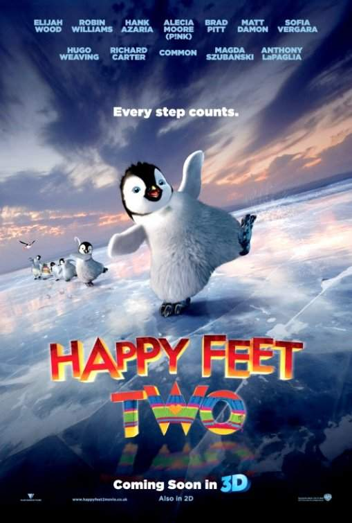 Happy Feet 2 – Zboară, puiule, zboară!… Fleoşc!