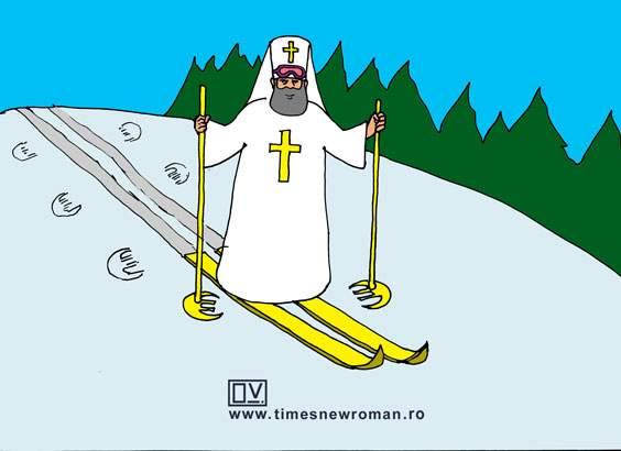 Iarna Patriarhului