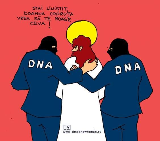 Iisus la DNA