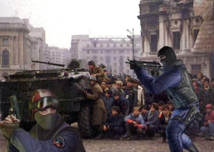 Ion Iliescu: Revoluţia din '89 a fost făcută pe calculator, teroriştii erau din Counter-Strike