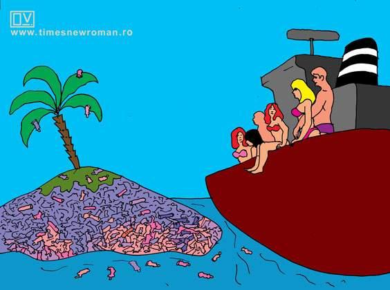 """Reality showul """"Insula iubirii"""", anulat după patru sezoane pentru că toată lumea a luat sifilis"""