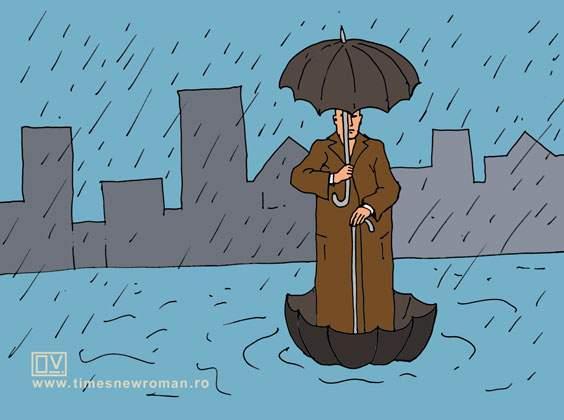 Între două nu te plouă