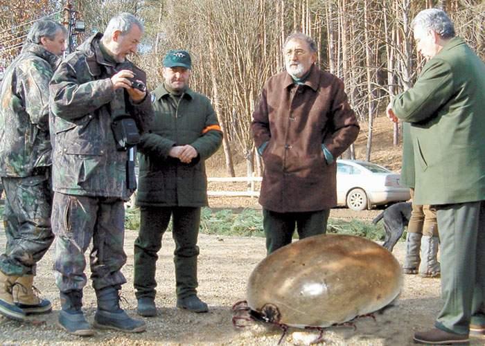 Ion Ţiriac organizează o vânătoare de căpuşe pe domeniul de la Balc